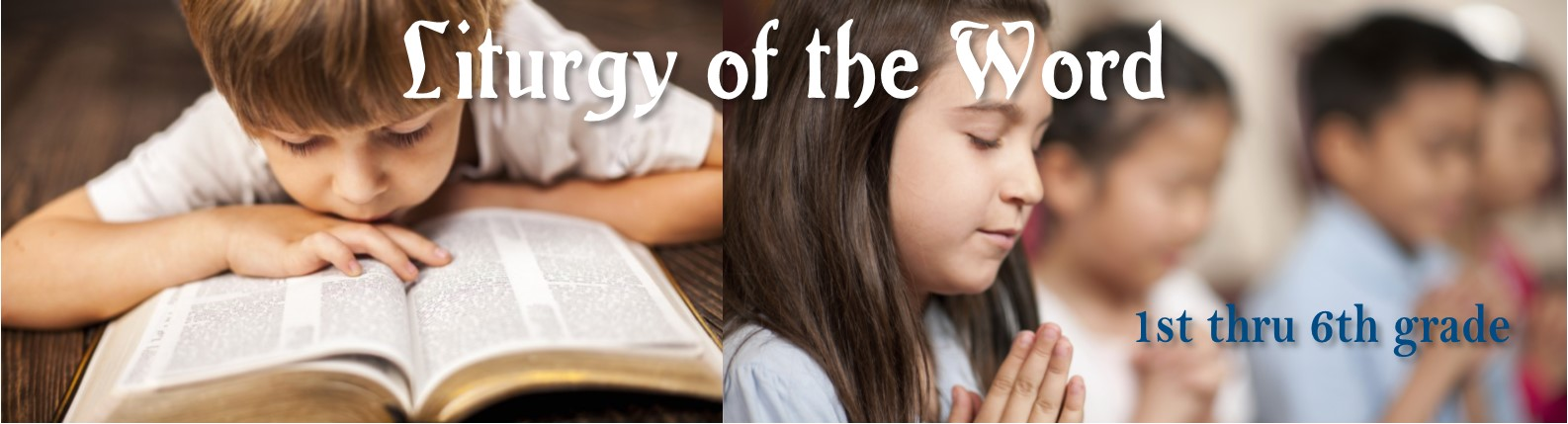 Children's Liturgy of the Word