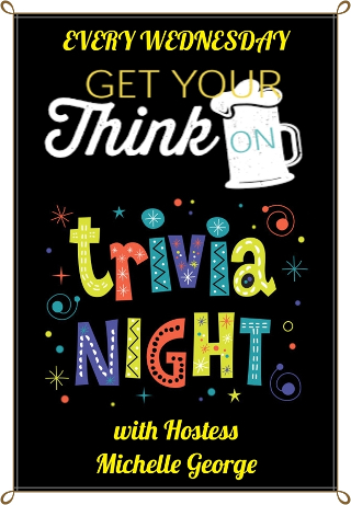 Union Park Tavern Wednesday Night Trivia with Hostess Michelle George