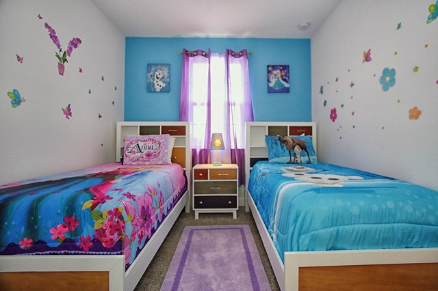 family friendly vacation rental orlando