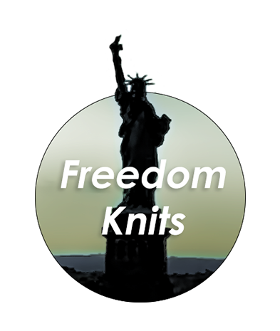 Freedom Knits - Patterns without politics