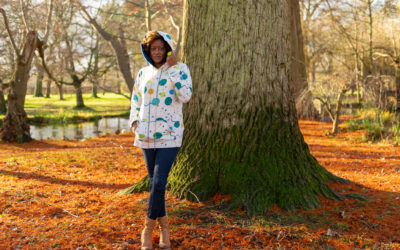 Tale of the Katia Fabric and the Stella hoodie