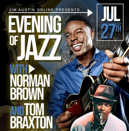 eveningofjazz-normanbrown