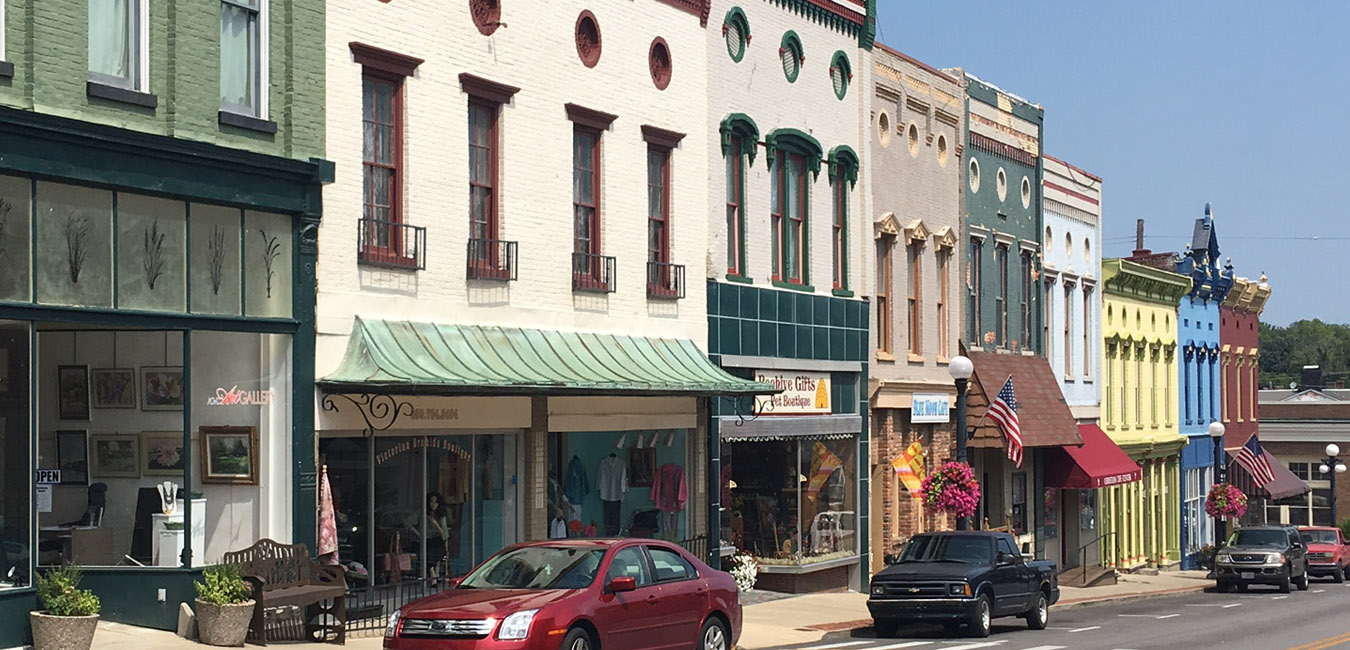 The City of Harrodsburg, Ky – Birthplace of the West