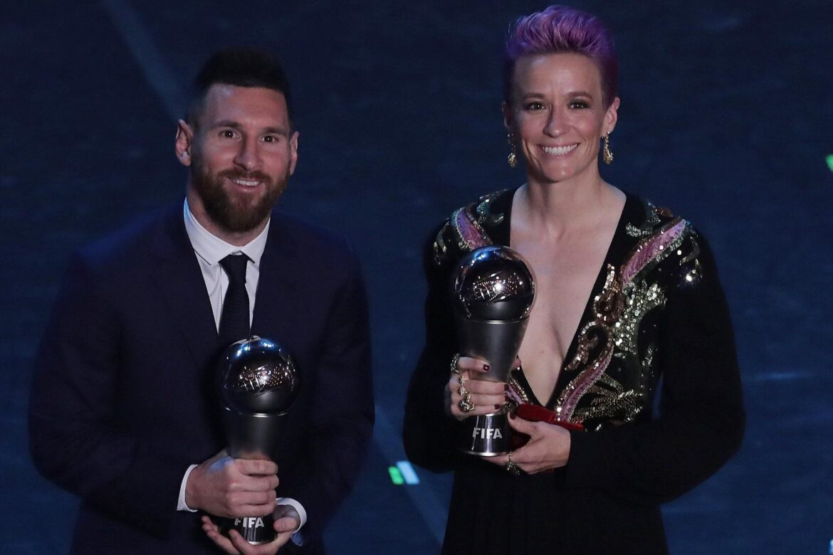 Los Mejor Vestidos De The Best Fifa Football Awards 2019