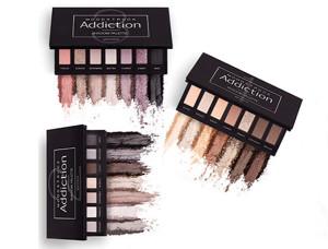 Addiction Eye Shadow Palette's