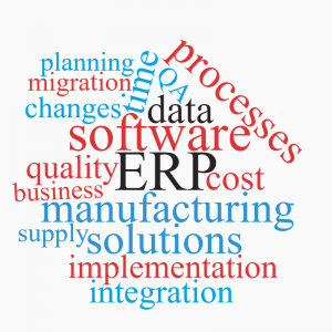 Implementing an ERP image