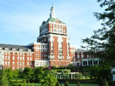 Omni Homestead Resort Spa Hot Springs VA