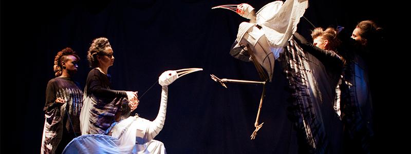 Crane -- Heather Henson