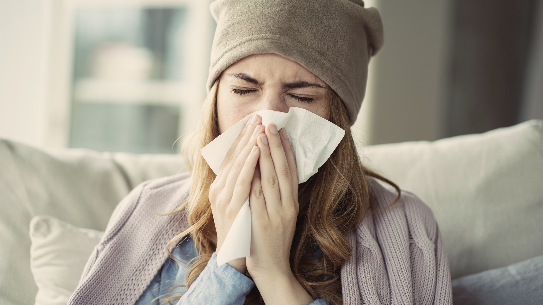 What to do when you catch a cold