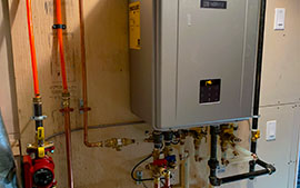 Hot Water Heating & Boiler Systems