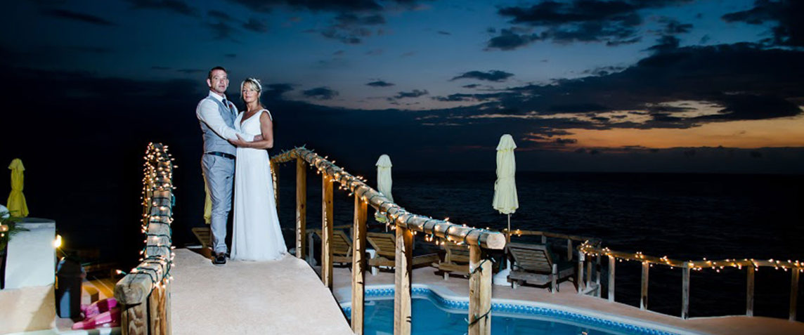 Love In Paradise Wedding