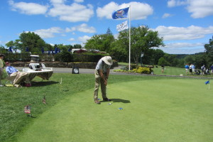 Putting Contest   June 2014