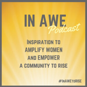 in awe podcast cover 1