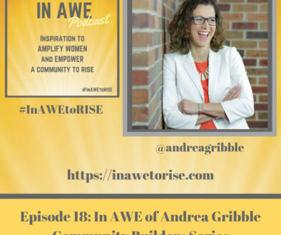 In AWE AndreaGribble