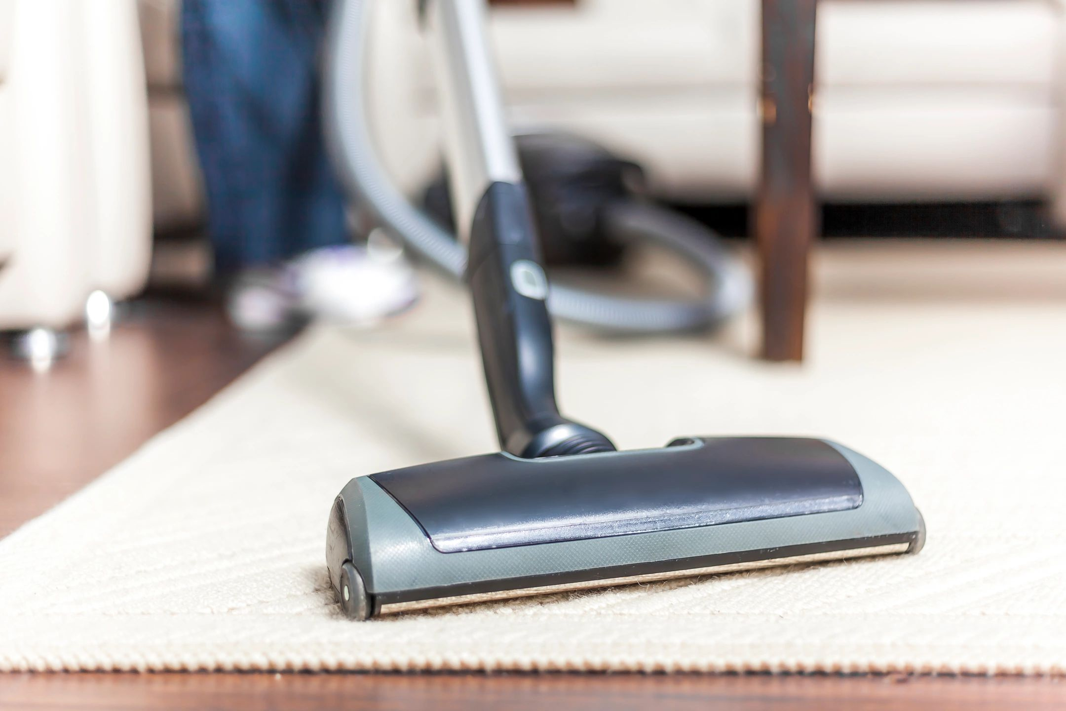 in home care agency cleaning