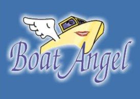 boat angel logo