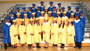 Scott's Branch High School Class of 2014