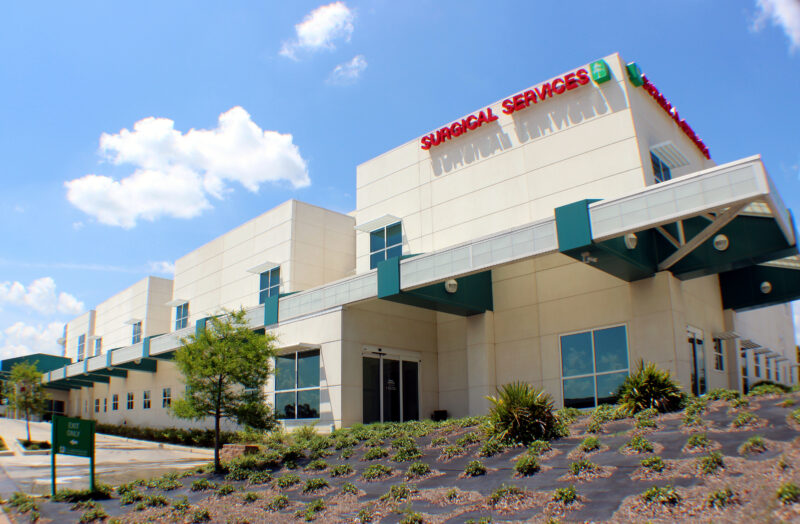 Hospital signs management agreement with McLeod Health