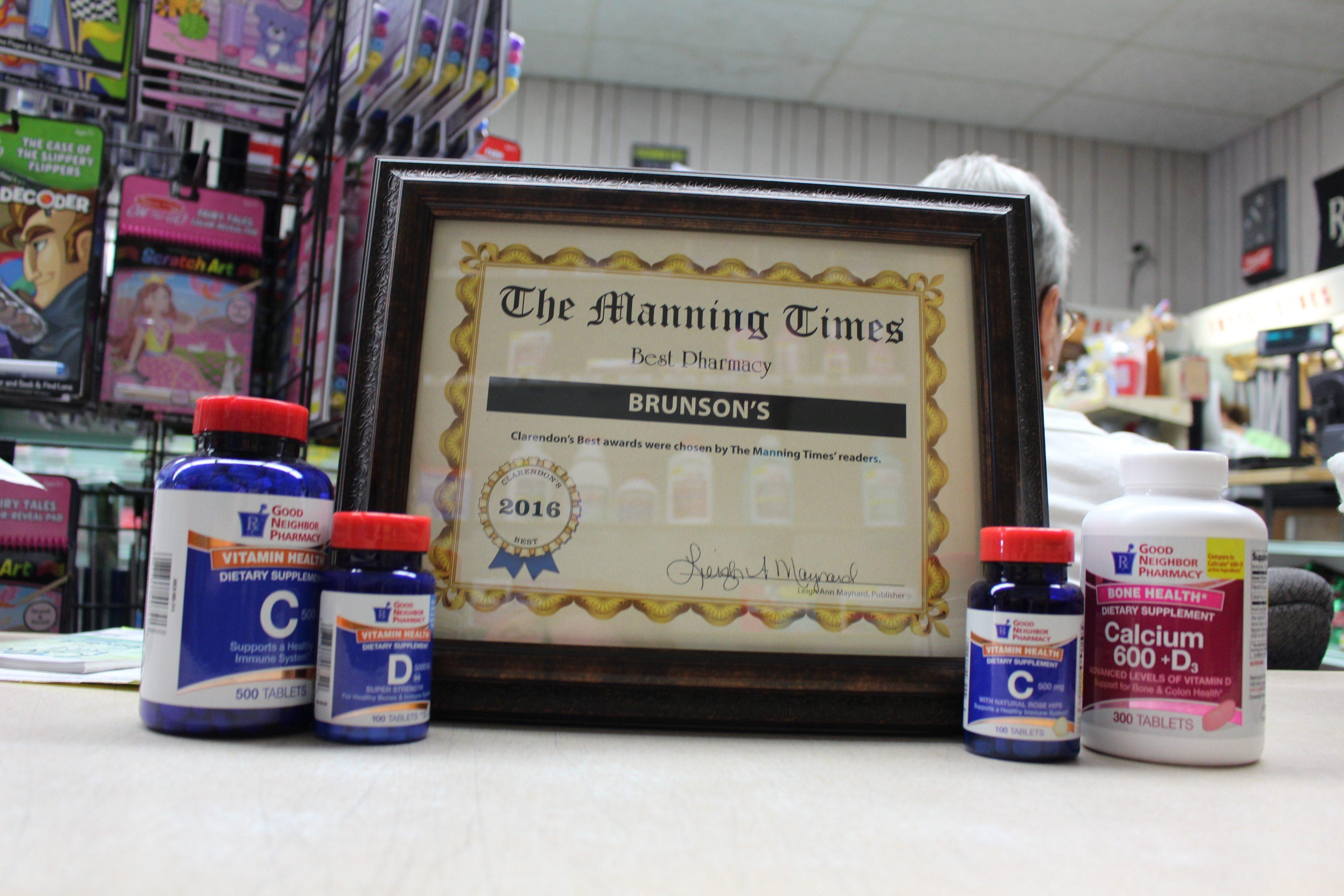 Best Pharmacy - Brunsons
