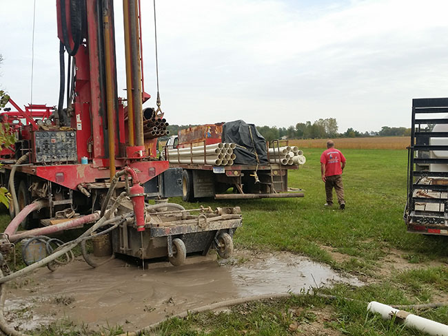 New Residential Well in St. Clair County