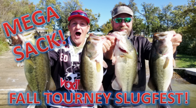 Fall Bass Fishing tourney recaps