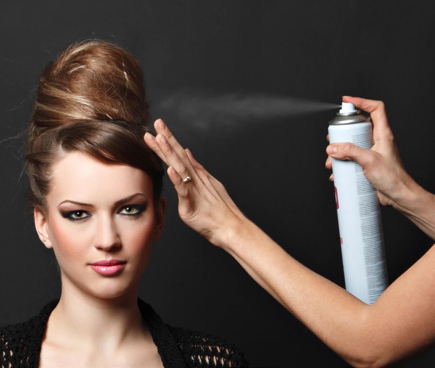 Hair-Styling-Spray