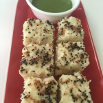 Dhokla From Idli Batter Recipe