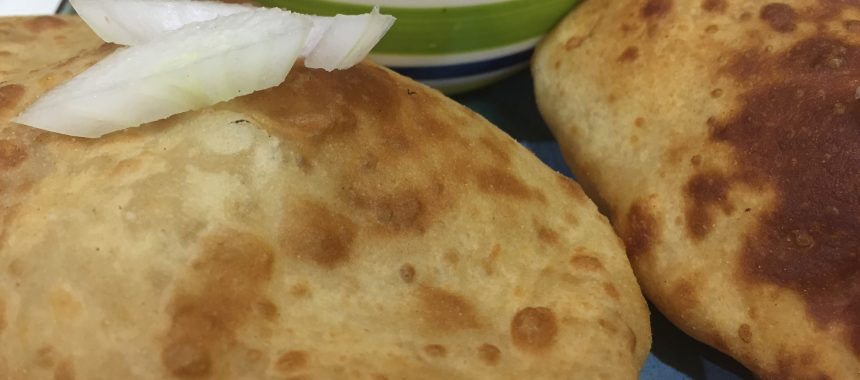 Bhatura Recipe (Without Yeast)