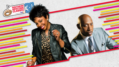 Classic Concert: Gladys Knight & Jeffrey Osborne September 12. Click here for details.