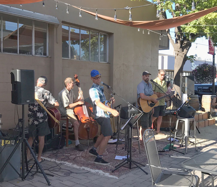 space heaters play kobold brewing vault taphouse