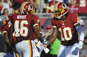 Are RG3 and Alfred Morris The Best Rookie Combo in NFL History?