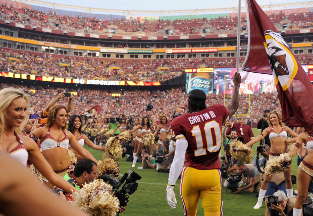 Top Five Offensive Redskins Players of the 2012 Season