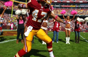 Chris Cooley Says He'll Only Play for the Redskins
