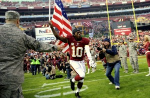 """Redskins & USAA to Recognize Veterans & Active Duty at """"Salute to Service"""" Game Sunday"""