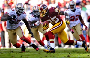 Redskins Activate WR Leonard Hankerson; Cut CB Chase Minnifield