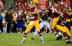Colt McCoy Cleared to Play, Will Start Sunday