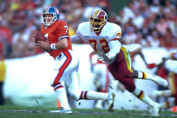 """Dexter Manley to be Featured on NFL Network's """"A Football Life"""""""