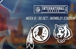 Redskins Will Play London Game in 2016