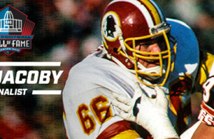 Redskins Joe Jacoby Named Hall of Fame Finalist for Second Time