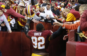 Redskins Will Face Several Key Free Agent Decisions This Offseason