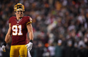 3 of 4 Redskins Selected to Pro Bowl Will Not Attend