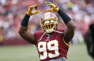 Redskins Clear cap Space by Releasing Ricky Jean Francois