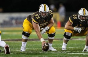 Redskins Draft 2017: Washington Selects Center Chase Roullier at Pick 199