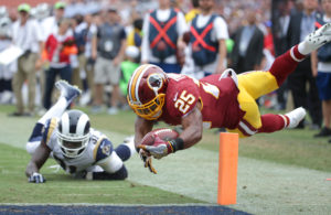 Chris Thompson is fully healed, ready for Redskins Training Camp