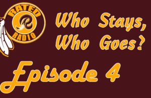 Rated R Radio: Episode 4 - Who Stays, Who Goes? (PODCAST)
