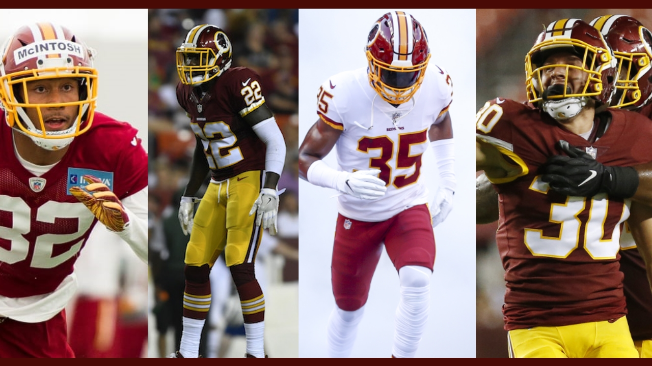 77362697 Who Will Start at Safety Opposite of Landon Collins? | Redskins ...