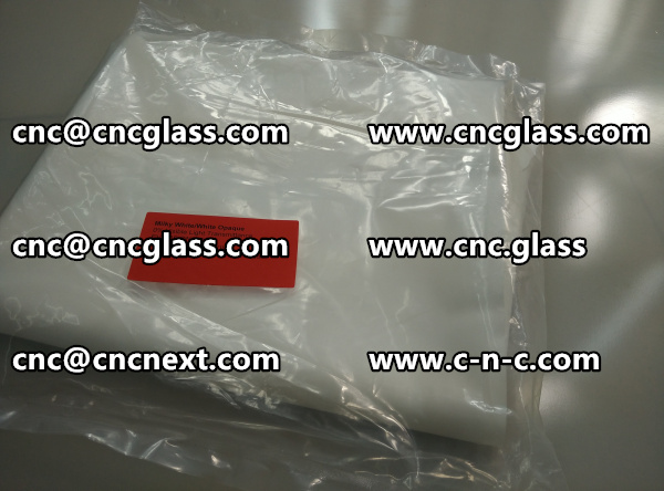 EVA film is widely used in glass laminating for safety and decoration purpose (5)