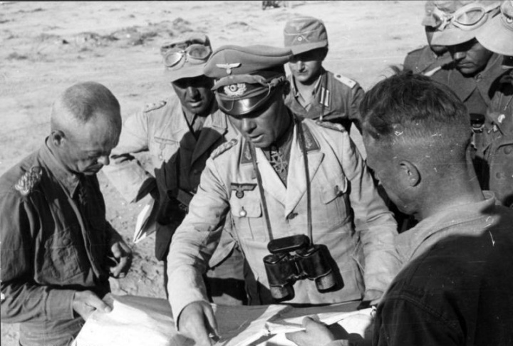Erwin-Rommel-North-Africa