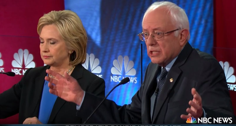 Bernie-Sanders-and-Hillary-Clinton-during-a-Democratic-presidential-debate-on-January-17-2016-Screenshot-800x430