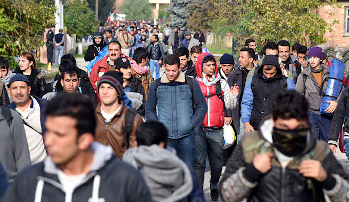 slovenia-migrants